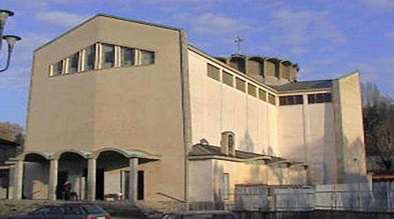 La Parrocchia Madonna del Rosario